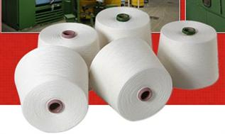 Polyester / Cotton Yarn:Greige, Knitting, 50s, 45s, 34s, 30s, 24s, 20s, 75/25%, 50/50%, 40/60%, 30/70%