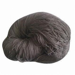 Dyed, For knitting, 28, 95% Acrylic / 15% Nylon