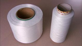 Raw white and Dope dyed, For weaving, 20s-60s, 100% Polyester