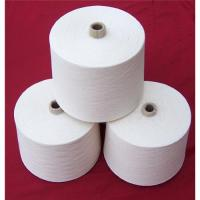 Raw white, Knitting,Weaving,Sewing , 10s-80s, Polyester / Cotton (30/70%, 65/35%)