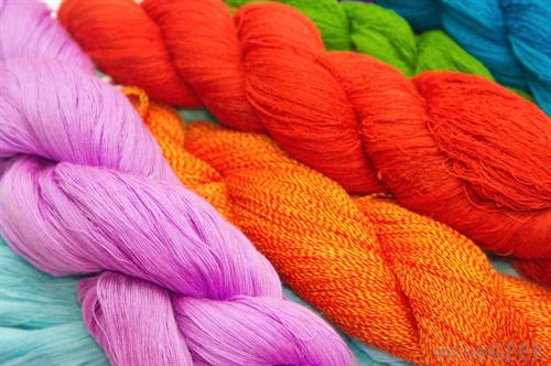 Dyed Polyester Filament Yarn