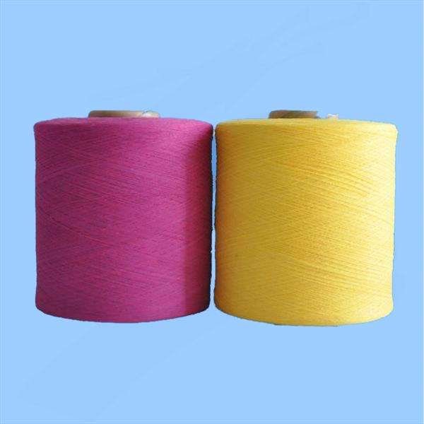Polyester Cotton Dyed Yarn