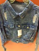 Cotton Knit/ Denim/Polyester, S,M,L,XL,XXL,Plus Size