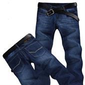 Men's 100% Cotton Jeans