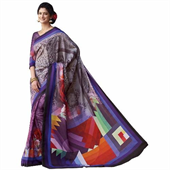 Exclusive Art Silk Saree