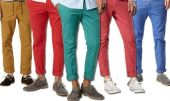men casual chino