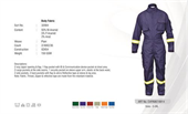 Work Wear Uniforms-Men's Wear
