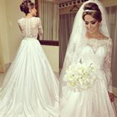Women Western Bridal Wear
