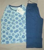 Women Long Sleeve T-Shirt Pajama Sets
