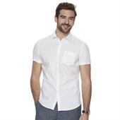 Men's White Shirt.