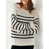 Knitted Women's Sweater