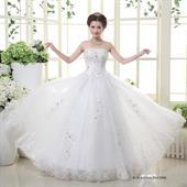 Trendy Bridal Dress