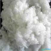 polyester raw white fibre