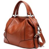 Ladies leather hand bags1