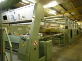 Used MONFORTS Stenter Machine