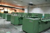 Used Complete Spinning Plant