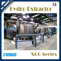 Centrifugal Hydro-Extractors Machine-Dyeing