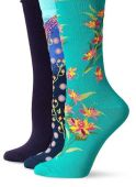 ladies polyester spandex socks