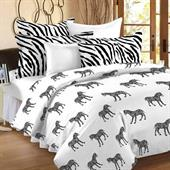 Plain & Printed Bed Linen