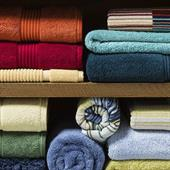 Polyester Cotton Towels