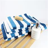 Woven 100% Cotton Bath Towels