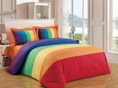 Rainbow Energetic Bedding Sets