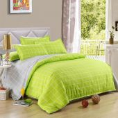 Bed Set with duvet cover