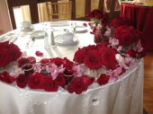 Silk Table Linen