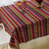 Woven Table Covers