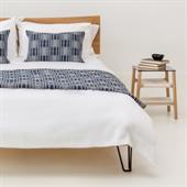 Bed linen.