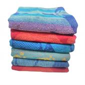 Plain and Printed Towels
