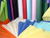 Thermal bonded nonwoven fabric