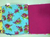 140-160gsm, 100% Cotton, Dyed, Plain