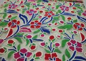 Chiffon Embroidered Fabric