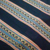 Printed Cambric Fabric