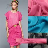 Dyed 100% Rayon Fabric