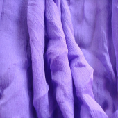 Dyed 100% Polyester Trinda Fabric