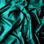 Dyed 100% Dupioni Silk Fabric