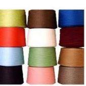 Raw White, Melange, Fibre Dyed & Yarn Dyed, Knitting & Weaving, 6s to 60s, 100% Acrylic