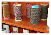100% Polyester Fancy Yarn