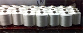 100% Polyester Drawn Texture Yarn
