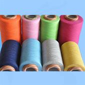 Dyed Cotton Open End Yarn