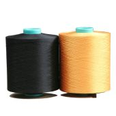 100% Polyester Drawn Textured Yarn