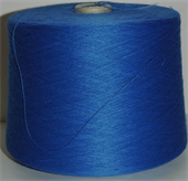 acrylic nylon color lurex yarn