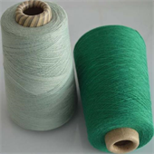 65% Polyester / 35% Cotton Yarn