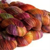Dyed Viscose Ring Spun Yarn