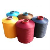 Polyester yarn.