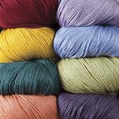 Cotton Polyester Acrylic Blended Yarn