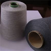 Melange Yarn-Spun yarn