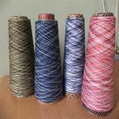 Dyed Cotton Blend Yarn